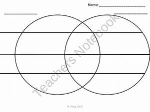 Venn Diagram With Lines From Fit For Firsties On Teachersnotebook Com  5 Pages