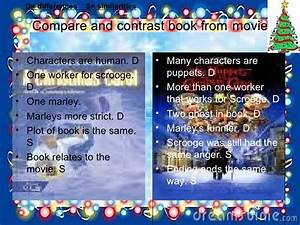 Compare And Contrast Book From Movie Book