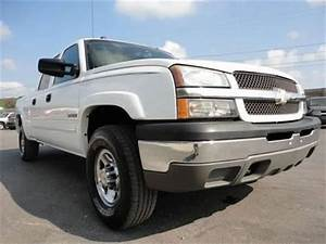 2005 Chevrolet Silverado 1500hd Truck Ls 4x4 Truck For