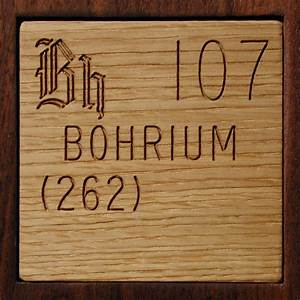 Facts, pictures, stories about the element Bohrium in the ...
