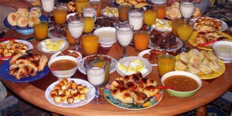 plan cuisine tunisienne ramadan les médecins appellent à préserver un mode d
