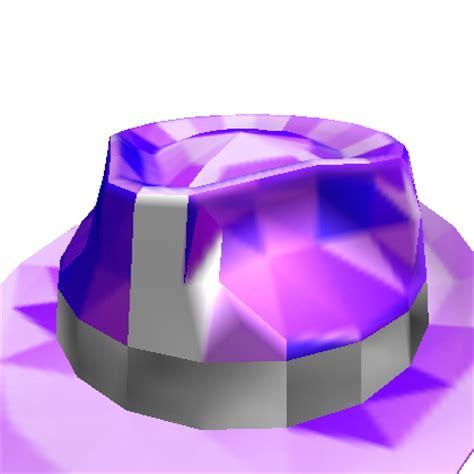 roblox news purple sparkle time fedora