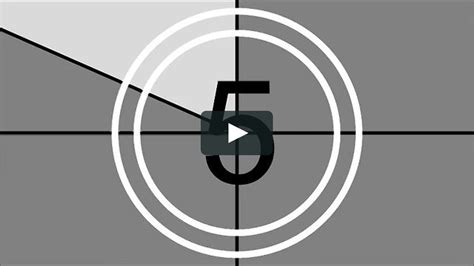 Top 10 Template Vegas Countdown by Flip Clock Countdown Animation With Alpha Channel Video