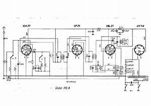 Orion 115a Am Radio Receiver Sch Service Manual Download