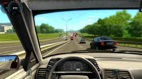 City Car Driving (3d Instructor) [commentary