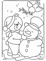 Coloring Snow Pages Winter Funnycoloring Christmas Activity Advertisement sketch template