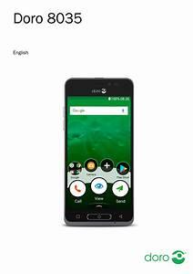 Manual - Doro 8035 - Android 7 1