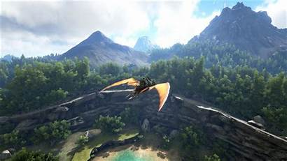 Ark Survival Evolved Wallpapers Pc Mytechshout 1080p