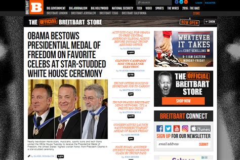 Alt-right news site Breitbart barred by AppNexus for hate ...