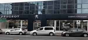 Peugeot Fontenay : psa retail fontenay sous bois garage et concessionnaire peugeot fontenay sous bois ~ Gottalentnigeria.com Avis de Voitures
