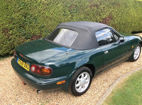 car maintenance manuals 1997 mazda mx 5 regenerative braking used 1997 mazda mx 5 mk1 monza for sale in epping essex pistonheads