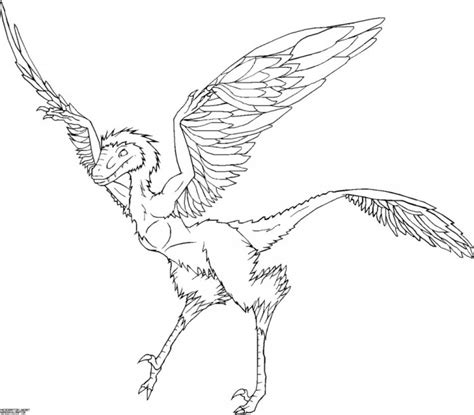 Allosaurus Kleurplaat by Microraptor Coloring Pages Dinosaurs Pictures And Facts