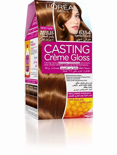 Casting Creme Gloss Oreal Paris Delice Toffee