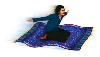 Magic Carpets Of Aladdin Ride by The Magic Flying Carpet Fantasies And Empirical Realities