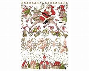 Dekorationsvorschläge Für Weihnachten : stickvorlage weihnachtszauber sticken f r weihnachten ~ Lizthompson.info Haus und Dekorationen