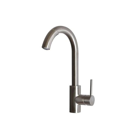 foret single handle pull out sprayer kitchen faucet