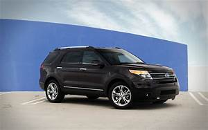 2013 Ford Explorer Limited 4wd First Test