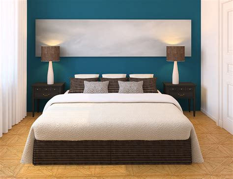 best l shades for bedroom awesome teal wall painted decors as best bedroom colors