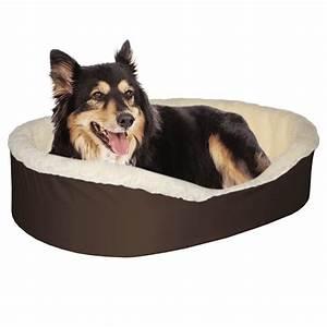 Made, In, Usa, Dog, Bed, King, Cuddler, Pet, Bed, Large, 33, U0026quot, X23, U0026quot, Brown, -, Walmart, Com
