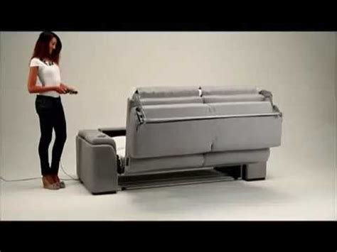 canape lit convertible electrique canapé convertible à commande électrique brix