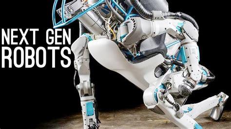 Next Generation Robots - Boston Dynamics, Asimo, Da Vinci ...