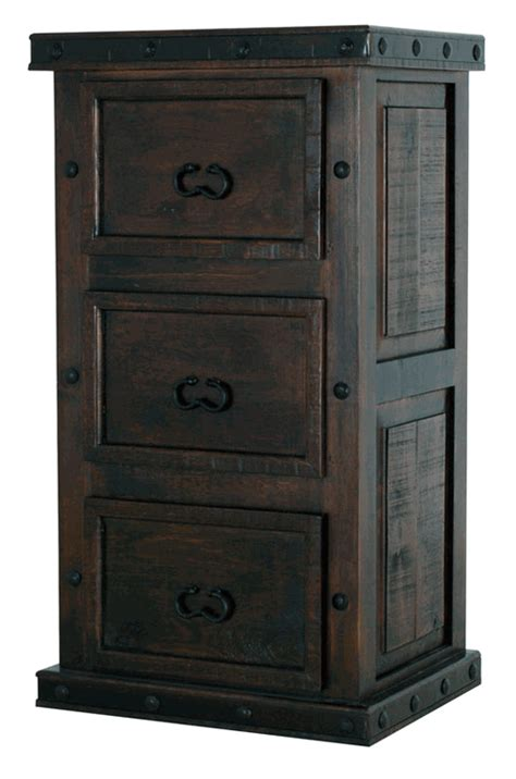rustic wood file cabinet rustic 3 drawer file cabinet three drawer file cabinet