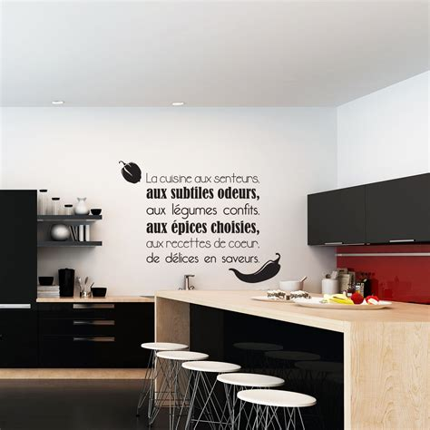 stickers citations cuisine sticker citation la cuisine aux senteurs stickers