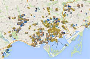 map of pokemon go locations in