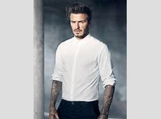 H&M and David Beckham Collaboration News Modern