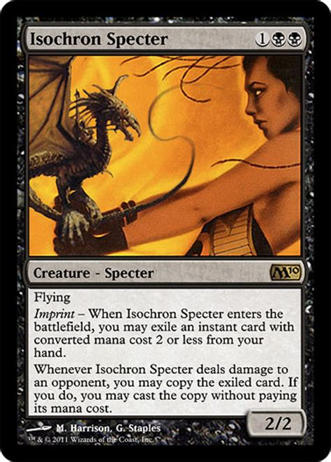 Isochron Scepter Deck Mtg by Gamery 187 Magic Cardnames A Helpful Guide