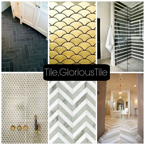 cool pictures  ideas  gold bathroom tiles