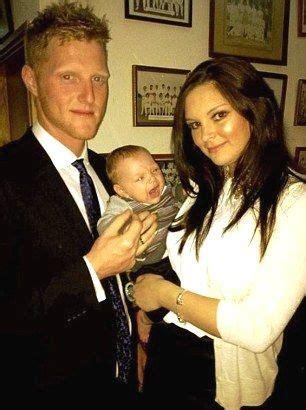 Ben Stokes Family