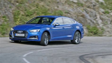 audi  sportback  test drive youcar youtube