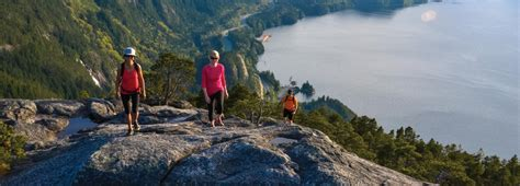 Hiking in Squamish, BC | Tourism Squamish