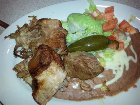 carnitas picture of el patio mexican restaurant