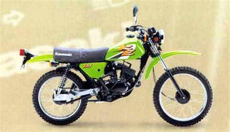 Kawasaki Km 100 by 1981 Kawasaki Km100 Moto Zombdrive