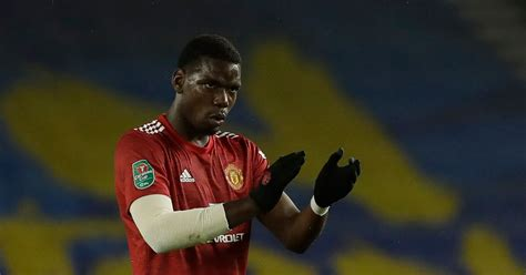 Why Manchester United included Paul Pogba in Carabao Cup ...