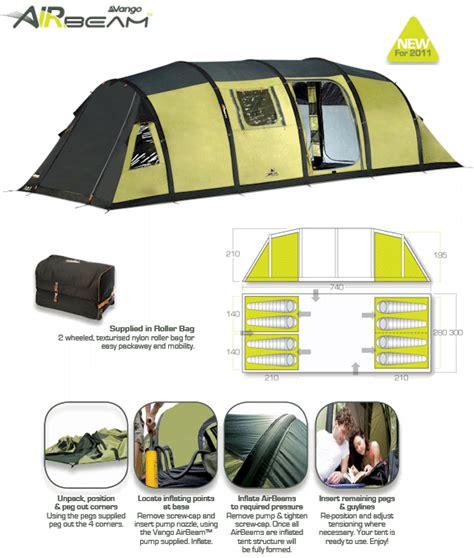 toile de tente 2 chambres notre tente familiale