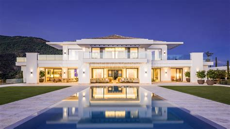 luxury interior homes properties for sale in marbella estate in puente romano
