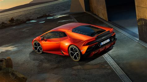 2019 lamborghini huracan evo hd wallpapers images