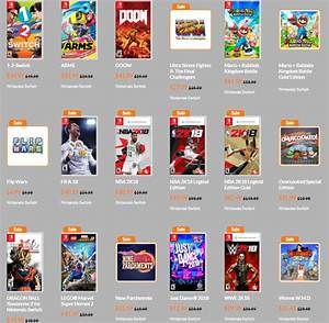 Nintendo Switch EShop Sale On Select Games Up To 30 On