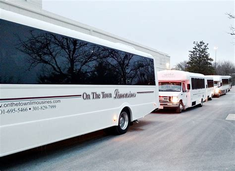 Limousines Inc by On The Town Limousines Inc Frederickweddings