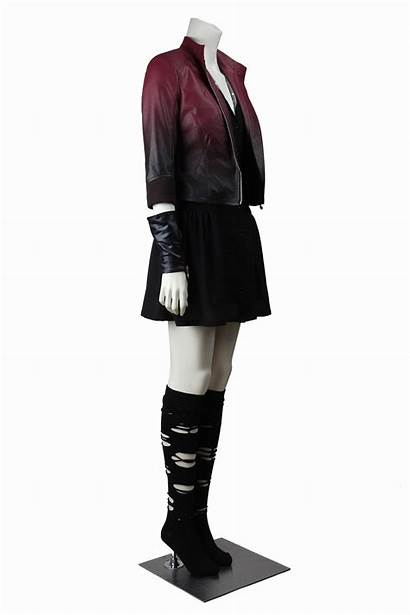 Witch Scarlet Cosplay Avengers Costumes Ultron Age