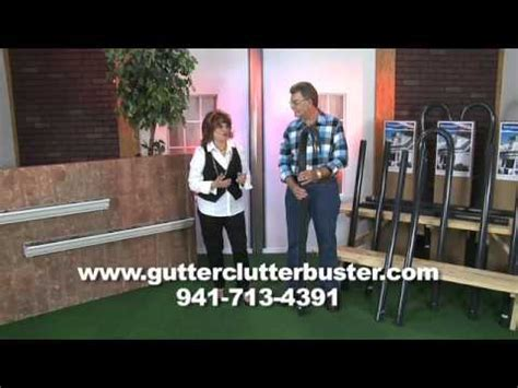tv gutter cleaning tool kit safely clean