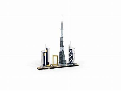 Dubai Lego Architecture Office