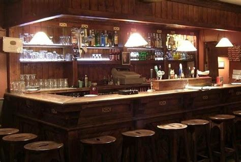 Arredamento Pub Inglese by Arredamenti Bar Roma