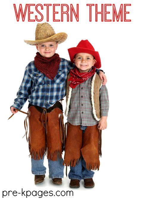 cowboy preschool theme western cowboy theme for preschool 322
