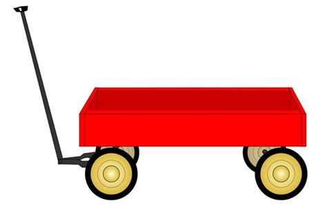 Wagon Clip by Waggon Clipart Clipground