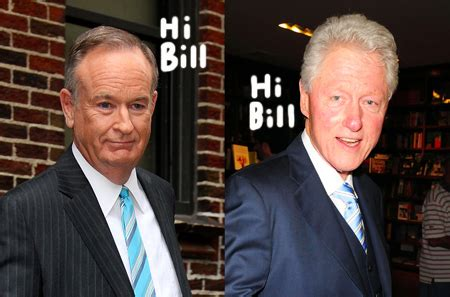 Bill On Bill! O'Reilly Lands An Interview With Former ...