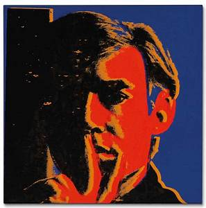 Andy Warhol Self Portrait 1967 | www.imgkid.com - The ...